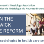 The role of a kinesiologist in health care services